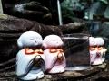 Tiny Statues お地蔵さん