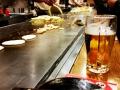 Hiroshima style okonomiyaki:広島風お好み焼き