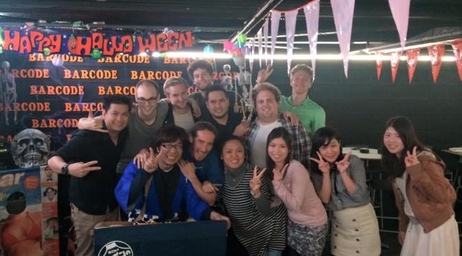 Daniel's Japanese TV debut